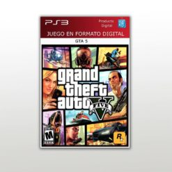 GTA V PS3 Digital