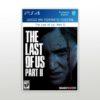 The Last of Us Part II PS4 Digital Primario