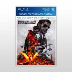 Metal Gear Solid V the definitive experience PS4 Digital